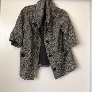 Forever Half Sleeve Coat